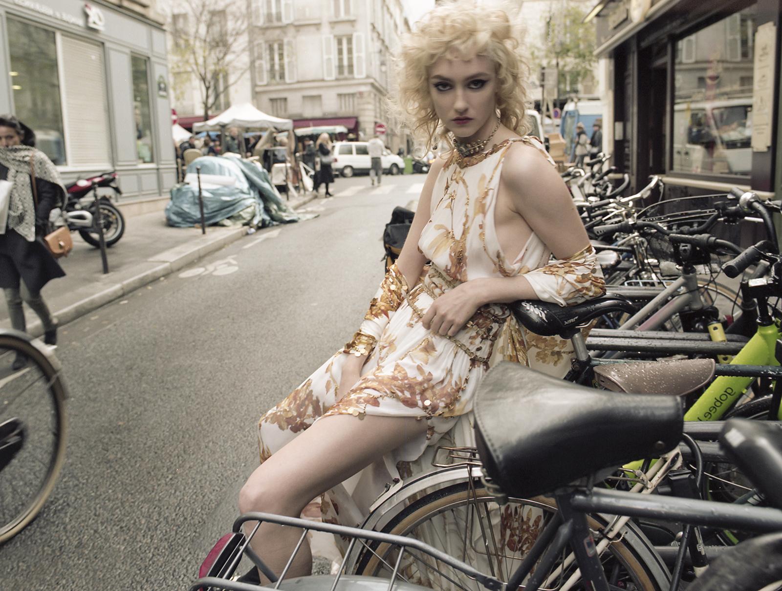 Marie-Fleur Charlesworth PPAPER Magazine