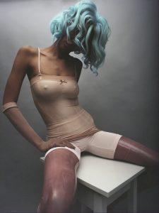 'TRUE BLUE' _ Billie Miami Marie-Fleur Charlesworth