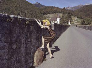 CRASH Magazine Marie-Fleur Charlesworth